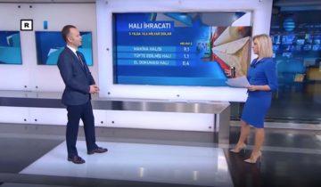 İHİB Başkanı Uğur Uysal NTV'ye Konuk Oldu